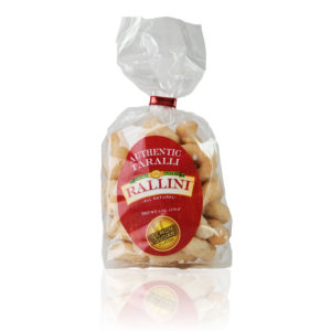 Lemon Sugar Rallini 6oz Bag