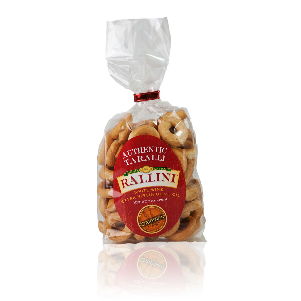 Original Rallini Taralli 7oz Bag