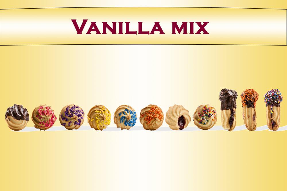 Vanilla Mix